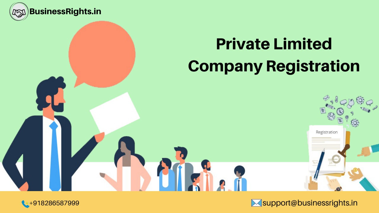 Private Limited Company Registration for Startup in India