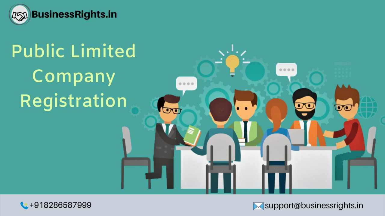 Public Limited Company Registration for Startup in India