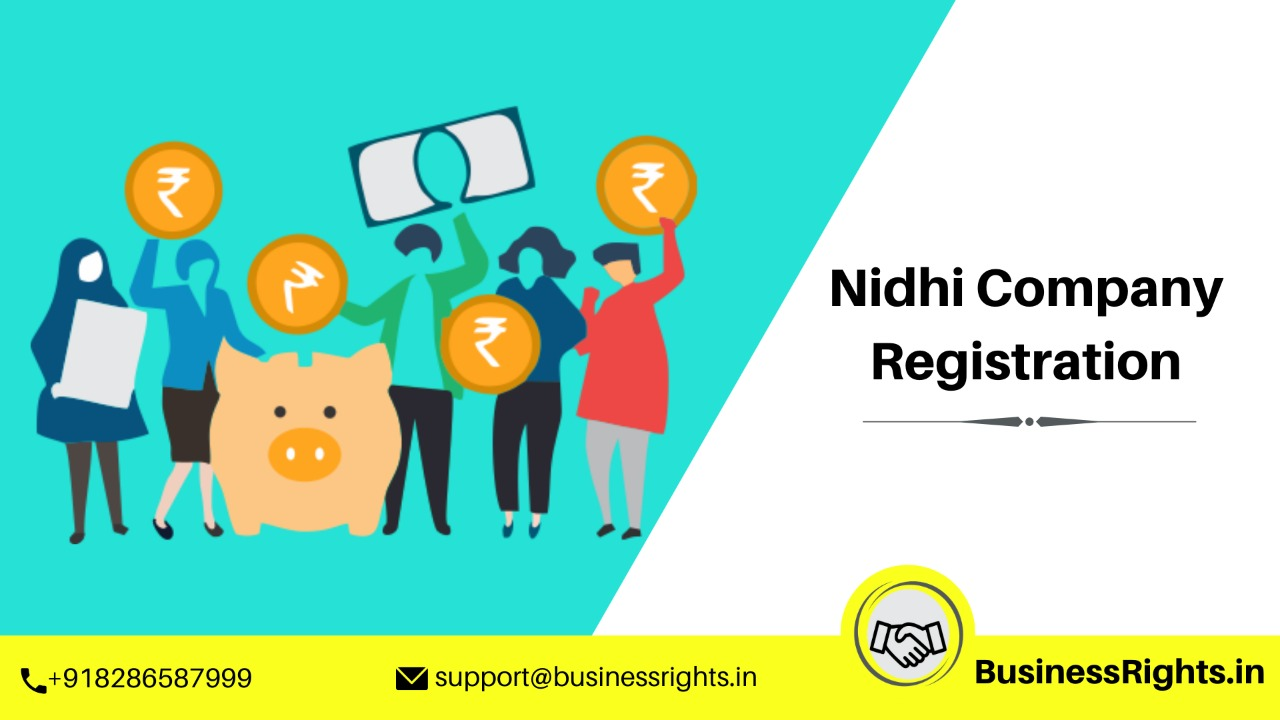 Nidhi Company Registration in India