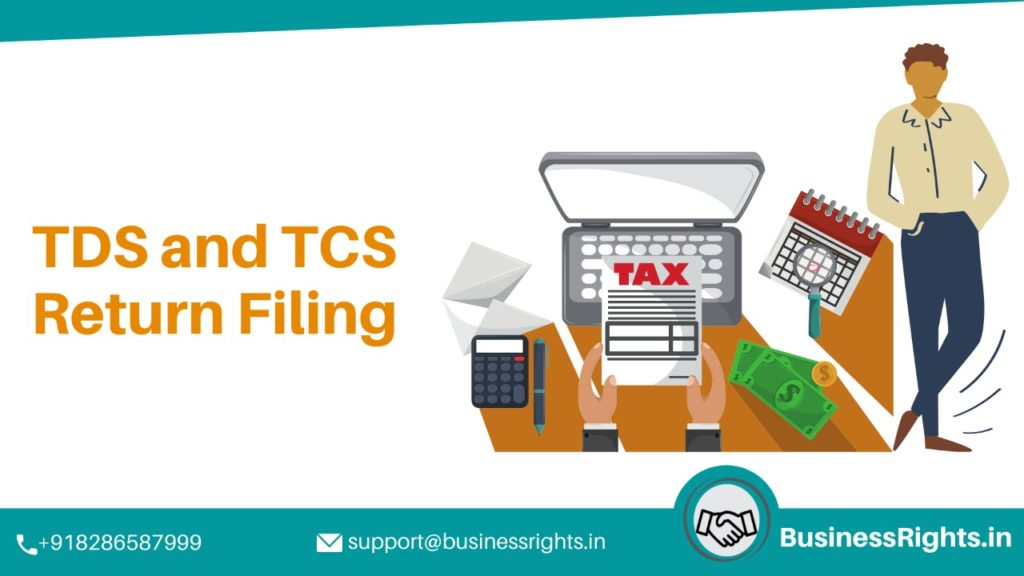 TDS/TCS returns filing