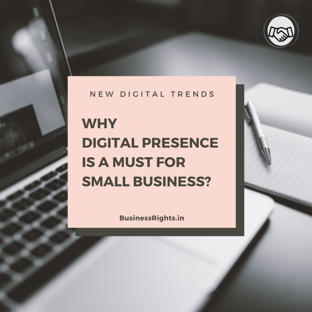 Digital Marketing For Small Business Is A Must