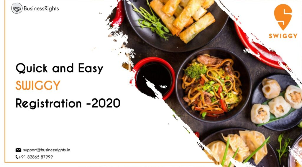 Quick And Easy Swiggy Registration 2020